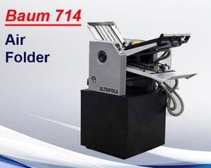 Baum 714 Air Folder (Refurbished)