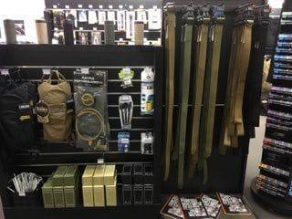 Blackdoor tactical Store Showroom