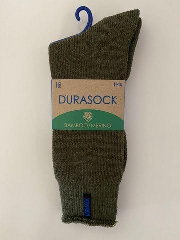 Durasock (Bamboo / Merino)