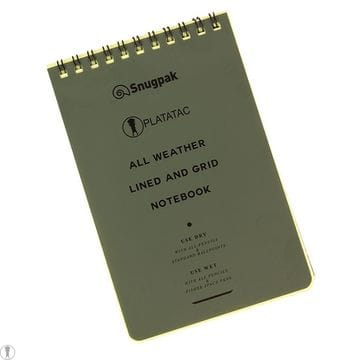 All Weather Notebook