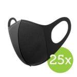 Suregard | Unvalved Reusable Personal Protective Mask (25 Packs)