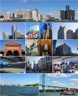 Detroit went from a mess to a model