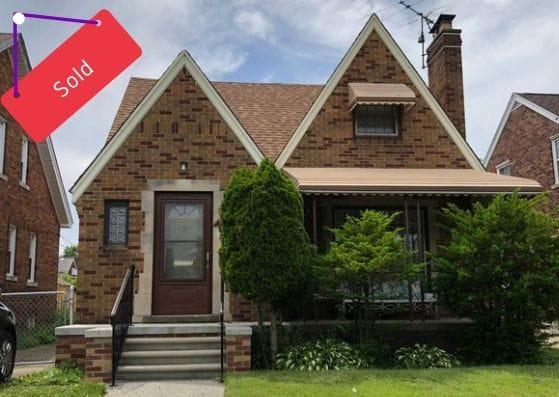 17159 Albion St, Detroit | Can I Invest | cash positive investments | positive cash flow investments | why invest in detroit