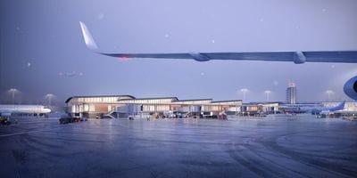 Grand Rapids airport plans $90 million expansion