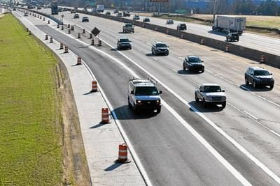 $1.4 billion phase of I-75 modernization project started last August