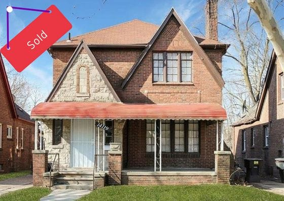 14119 Whitcomb St, Detroit, MI | Can I Invest | cash positive investments | positive cash flow investments | why invest in detroit