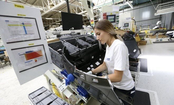 Flex-N-Gate Opens $160M Plant in Detroit