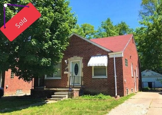 7740 Dacosta St, Detroit | Can I Invest | cash positive investments | positive cash flow investments | why invest in detroit