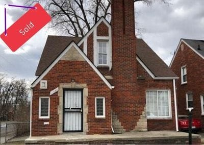 15403 Ward St Detroit | Cashflow Positive | cash positive investments | positive cash flow investments | why invest in detroit