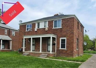 9118 Mettetal St Detroit | Cashflow Positive | cash positive investments | positive cash flow investments | why invest in detroit
