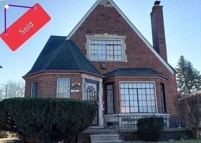 13012 Chandler Park Dr Detroit, MI 48213 | Cashflow Positive| cash positive investments | positive cash flow investments | why invest in detroit