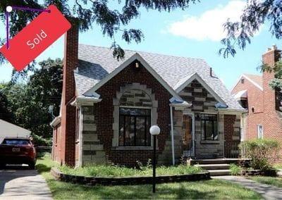 8147 Freda St, Detroit, MI | Can I Invest | cash positive investments | positive cash flow investments | why invest in detroit