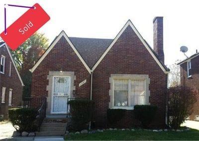 11087 Courville St, Detroit, MI | Can I Invest | cash positive investments | positive cash flow investments | why invest in detroit