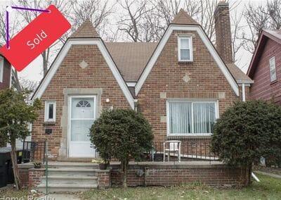 9331 Mendota St Detroit MI 48204 | Cashflow Positive | cash positive investments | positive cash flow investments | why invest in detroit