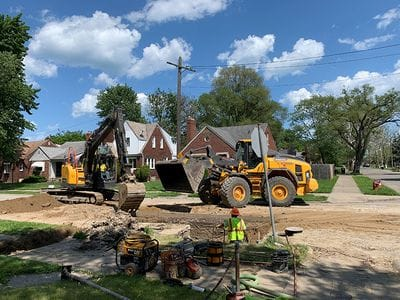 Detroit's water, sewer system gets $500M upgrade