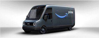 Amazon orders 100K electric delivery trucks from Rivian as part of going carbon-neutral by 2040