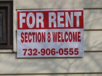 What is Section 8 tenancy?