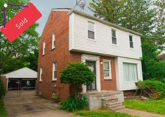 14844 Heyden St Detroit | Can I Invest | cash positive investments | positive cash flow investments | why invest in detroit