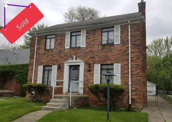 15439 Mapleridge St Detroit 48205 | Can I Invest | cash positive investments | positive cash flow investments | why invest in detroit