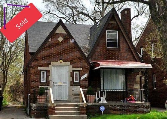 18978 Monica St, Detroit, MI | Can I Invest | cash positive investments | positive cash flow investments | why invest in detroit