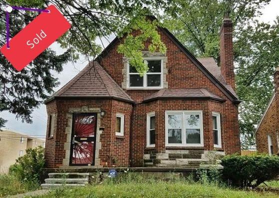 8505 Prest St Detroit | Can I Invest | cash positive investments | positive cash flow investments | why invest in detroit