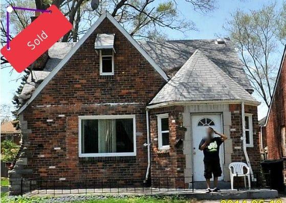 18251 Prairie St, Detroit, MI | Can I Invest | cash positive investments | positive cash flow investments | why invest in detroit