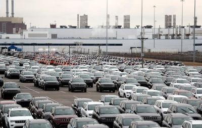 Detroit has 'substantial' agreements for the 200 acres of FCA plant land