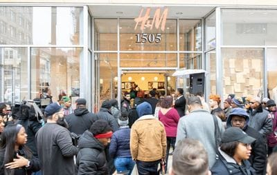 H&M opens 25,000-square-foot store in downtown Detroit