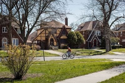 Detroit: ?Most affordable city in U.S. for middle-class homebuyers