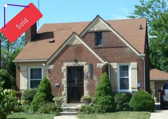 15419 Young St, Detroit | Can I Invest | cash positive investments | positive cash flow investments | why invest in detroit
