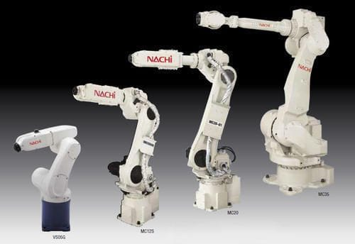 Nachi Robotics to invest $12 million in Novi expansion