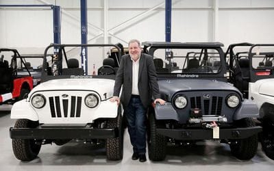 Mahindra plans plant, 2,000 jobs at Buick City site in Flint