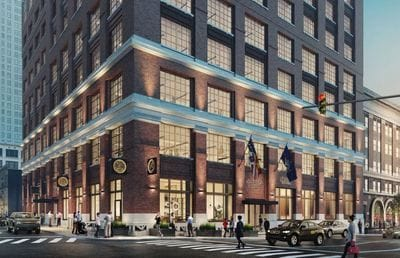 WPP to move up to 1,000 jobs to Detroit in vacant Marquette Building