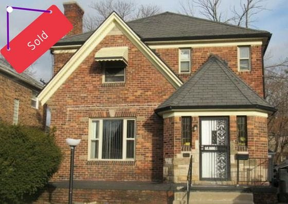 14350 Rutherford St, Detroit, MI | Can I Invest | cash positive investments | positive cash flow investments | why invest in detroit