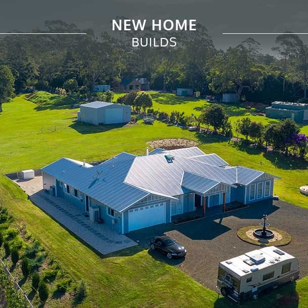 New Home Builds | Custombuilt Builders | Gold Coast Building Company