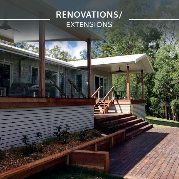 Renovations & Extensions | Custombuilt Builders | Gold Coast Building Company