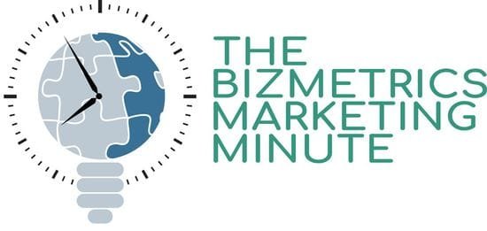 The BizMetrics Marketing Minute: Volume 8, Issue 4