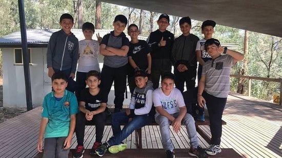 Year 5 & 6 Annual Camp