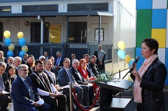 New Building Opening Ceremony