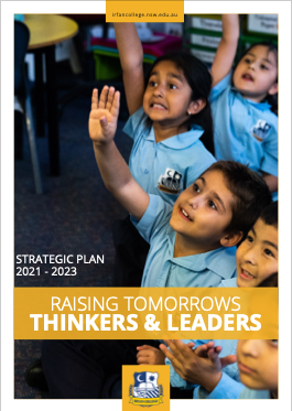 Strategic Plan 2021-2023 Prospectus