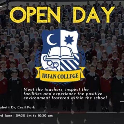 open day registration