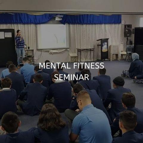 Mental fitness Seminar