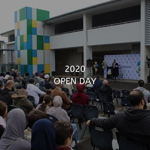 2020 open day