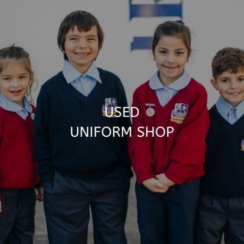 Used uniform shop