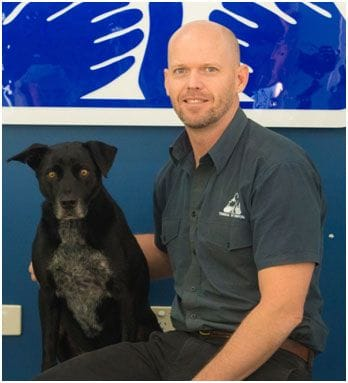 Meet Anthony, a Veterinarian and partner of Terrigal Vet