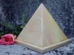Pyramid Urn pink medium 02