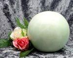 Orb Urn jade large 02