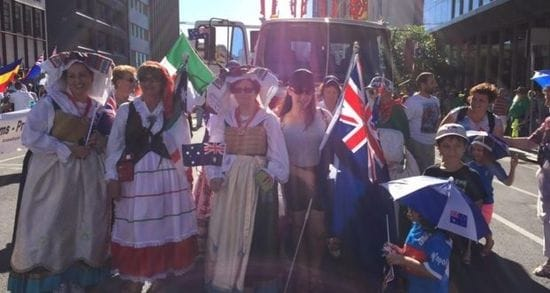 Australia Day Parade 2017