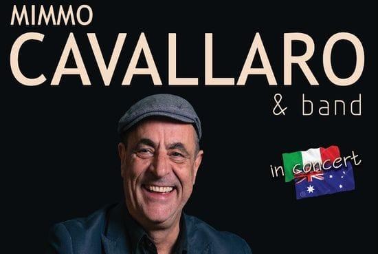 Mimmo Cavallaro Concert - Woodville Town Hall