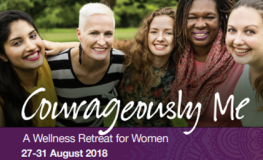 Courageously Me - A Wellness Retreat for Women